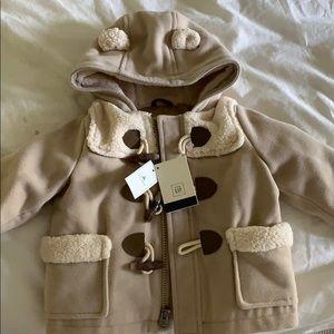 baby Gap winter trench coat